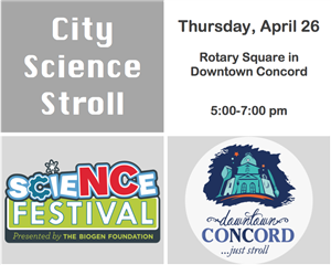 City Science Stroll