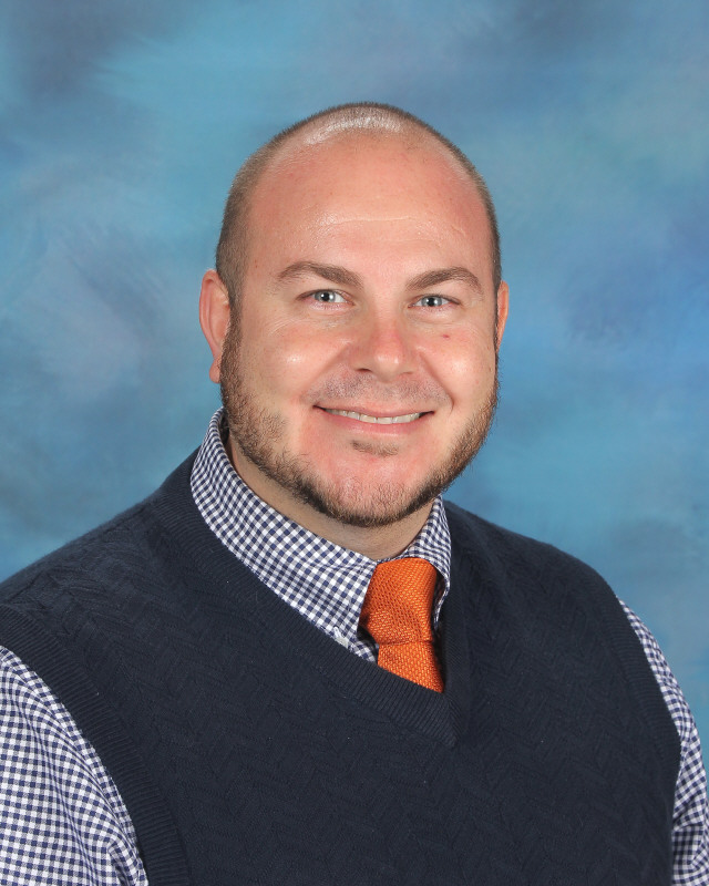 Mr. Richard Wells<br>Assistant Principal of Instruction