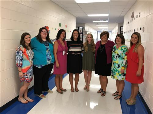 First Grade Teachers 2017