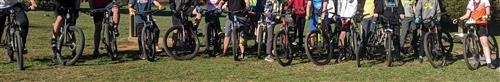 Mountain Bike Club banner