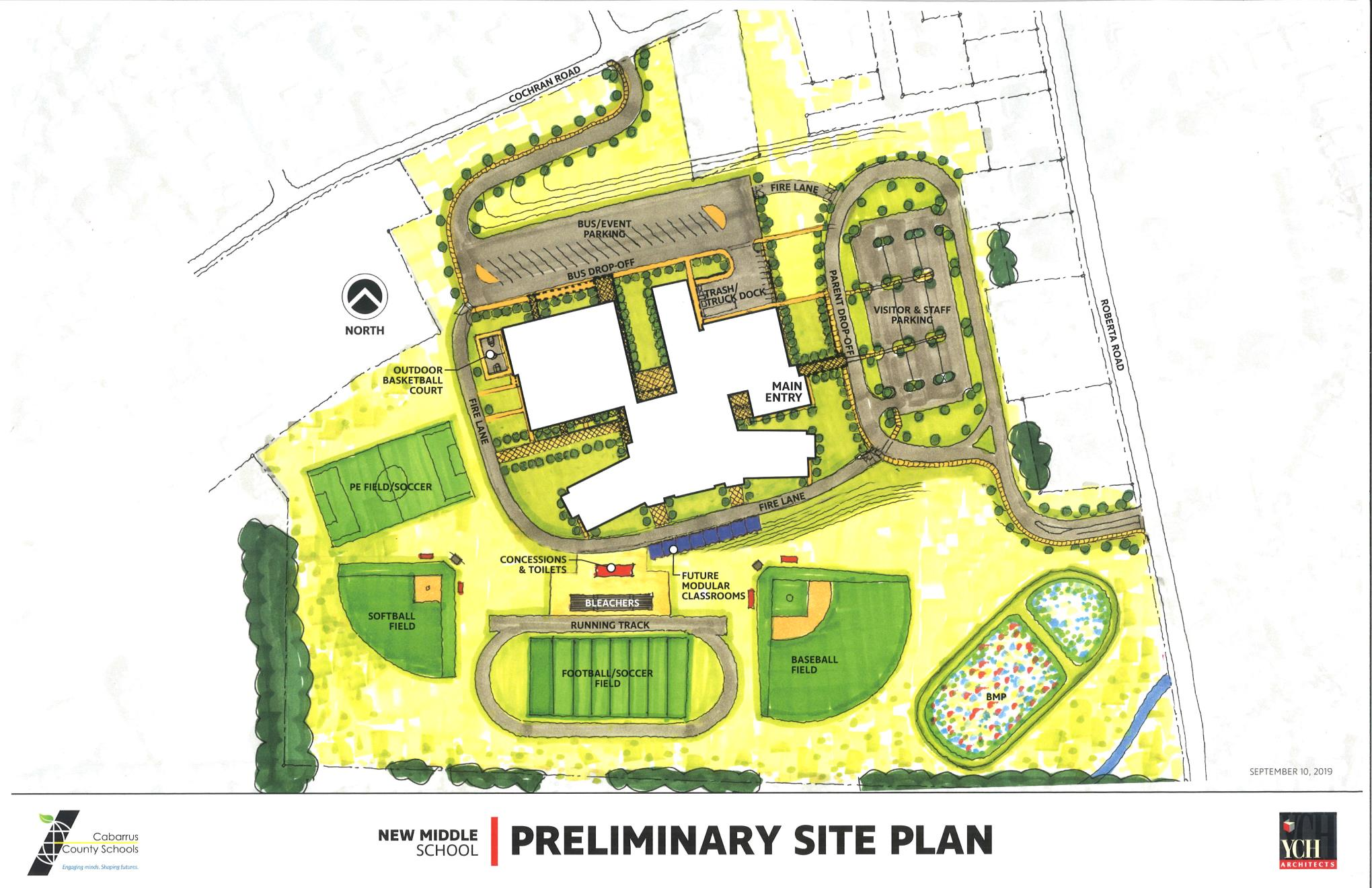 Preliminary Site Plan
