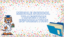 Fifth Grade Middle School Information