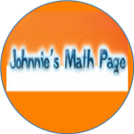 johnnies math page