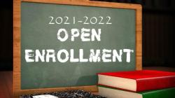 2021-2022 New Student Open Enrollment Procedures