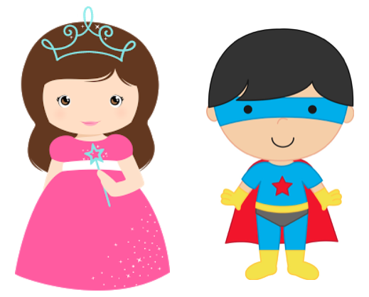 CMHS FCCLA Presents Princess and Super Hero Day