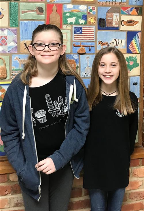 State Young Author Winners