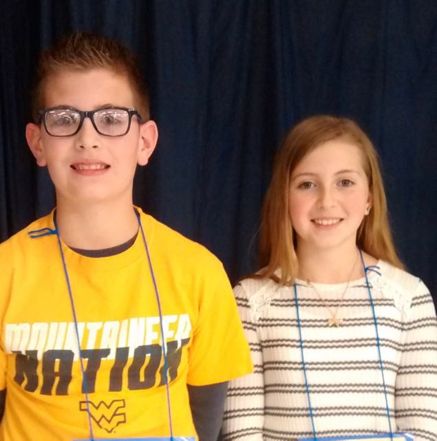 MPES Spelling Bee Winner