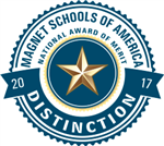 WHES Named National Magnet School of Distinction!