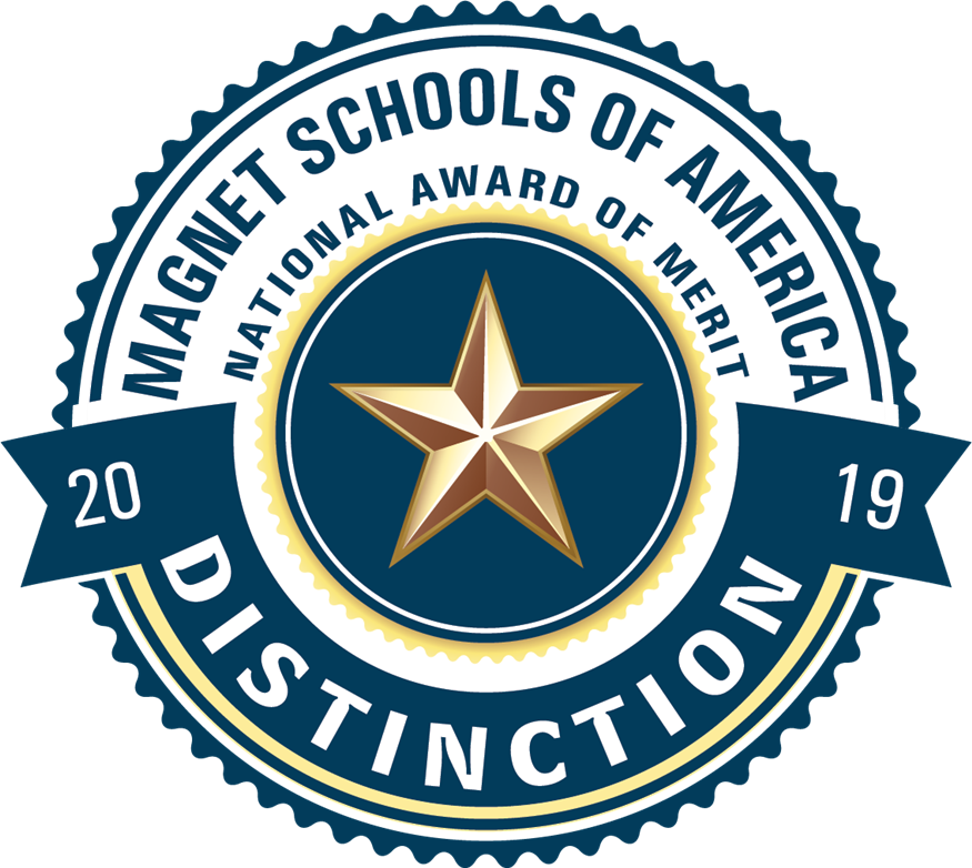 Weddington Hills Elementary has been named a Magnet School of Distinction by Magnet Schools of America