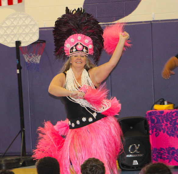 March was Music in the Schools Month! Check out the fun!