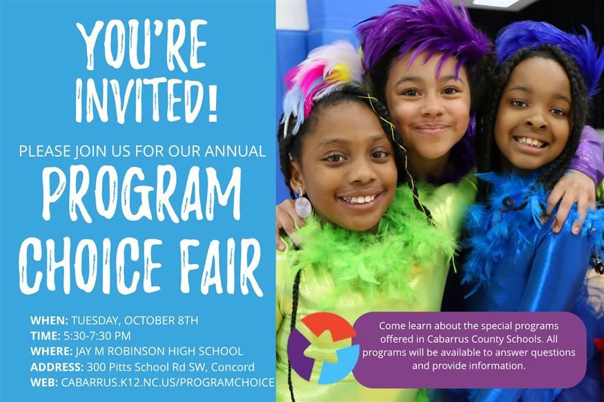 Program Choice Fair