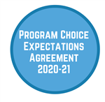 Program Choice Expectations Agreement 20-21