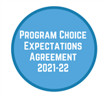 Program Choice Expectations Agreement 2021-22