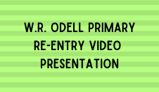 Re-entry Video Presentation