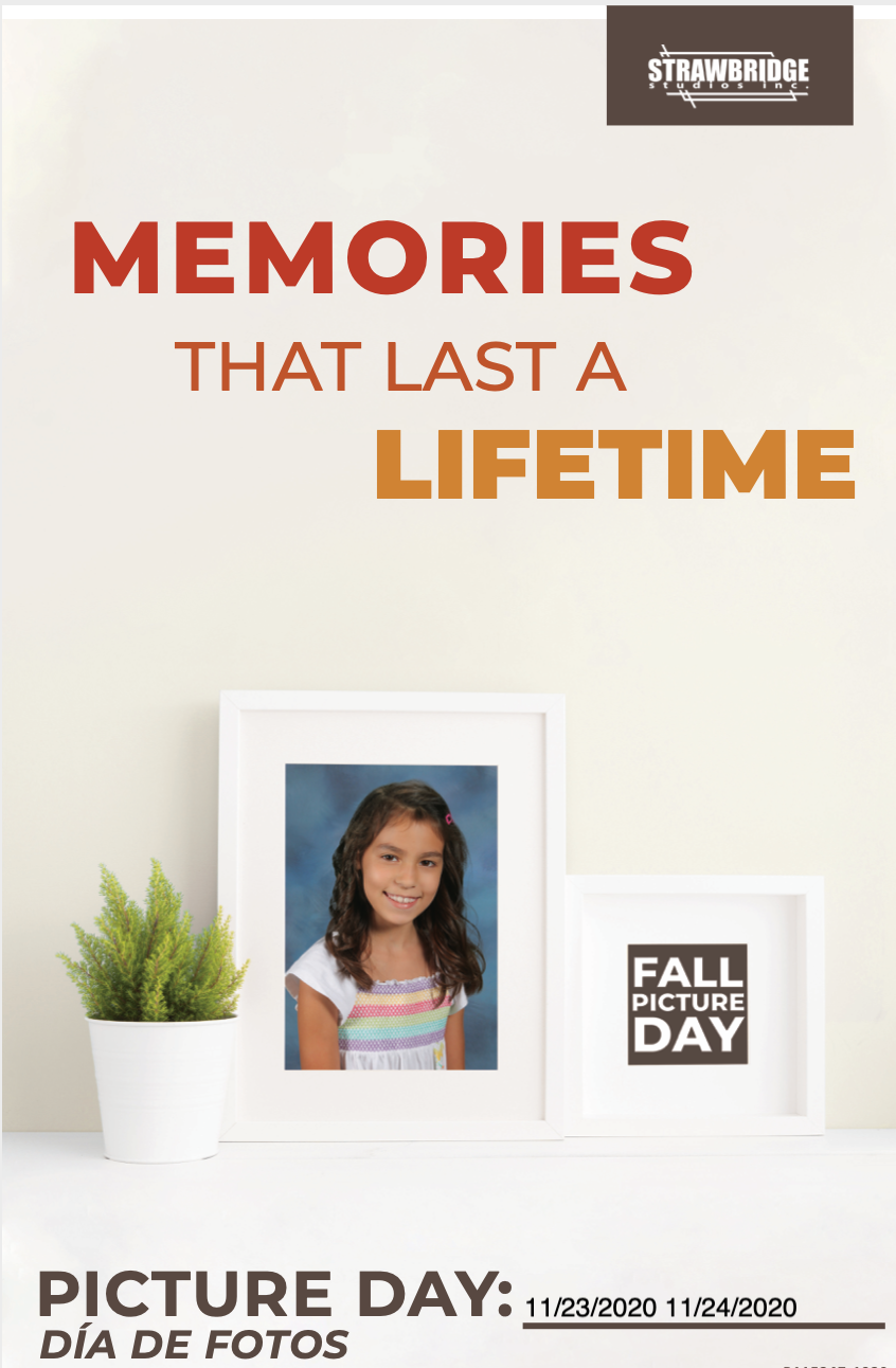 CLICK HERE for FALL Picture Days