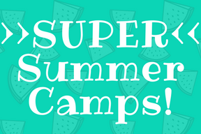 Check out this year's summer camps!