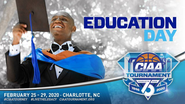 CIAA Visit for 8th Graders. February 25.