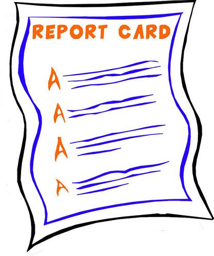 Paperless Report Cards