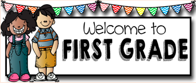 Image result for welcome to first grade clip art