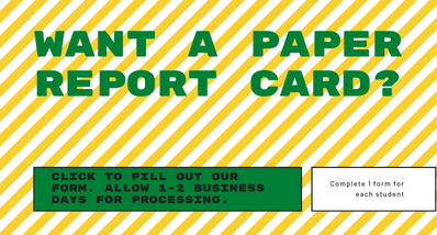 Paper Report Card Request Form