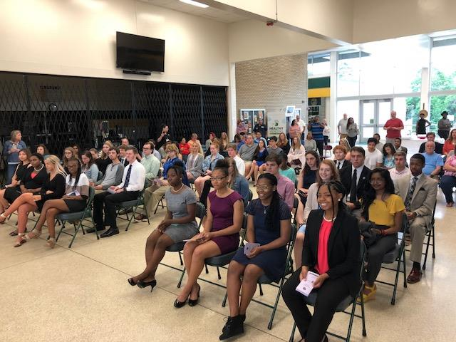 NTHS Ceremony 2019 2