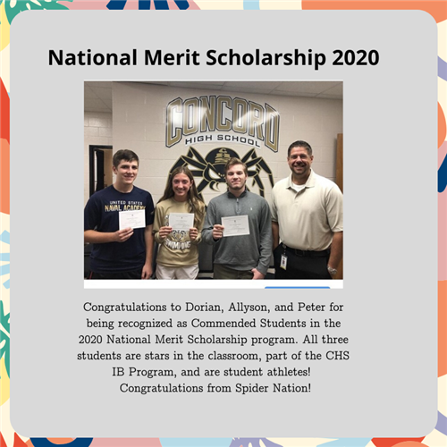 National Merit Scholarship 2020