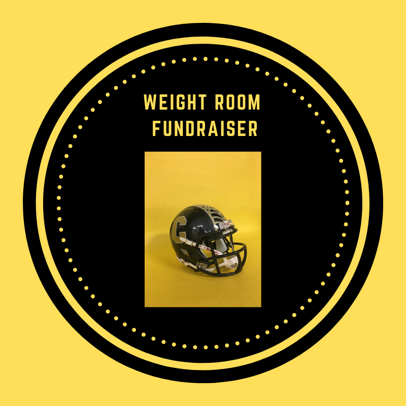 Weight Room Fundraiser