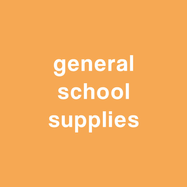 General School Supplies