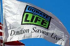 CCS Observes Donate Life Month