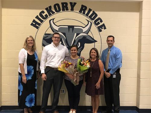 2018 EC Teacher of Excellence Sara Lamb