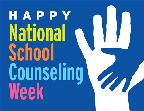 CCS Celebrates National School Counseling Week