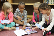 Kindergarten Program Choice Applications
