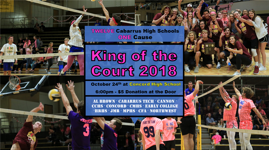 11th Annual King of the Court