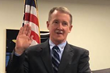 Kirk Sworn In As Newest BOE Member