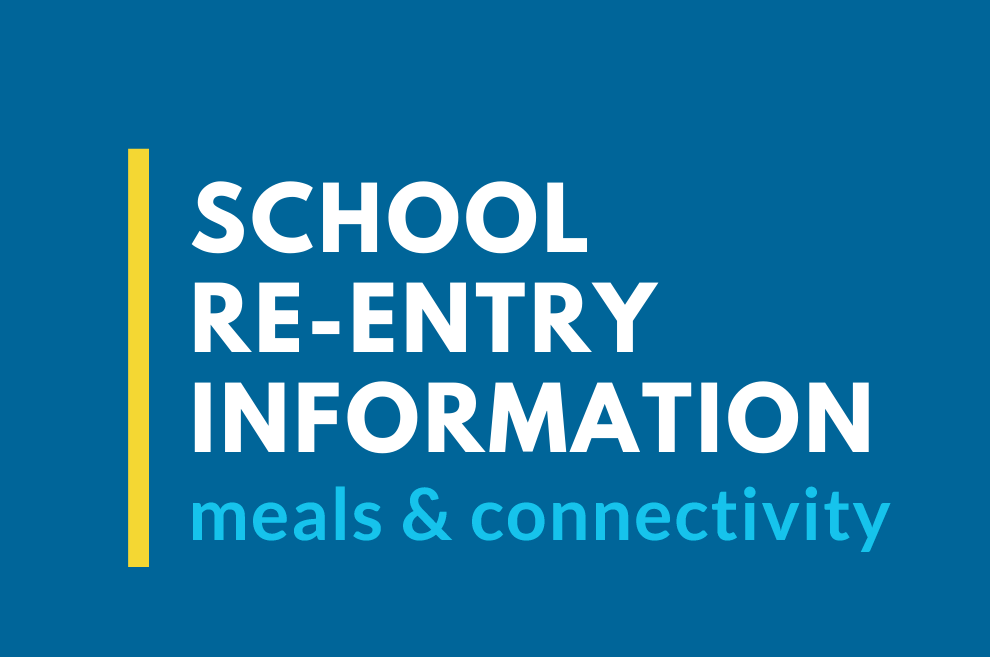 Important Return-to-School Updates Logo