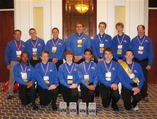 2014 TSA National Runnerups