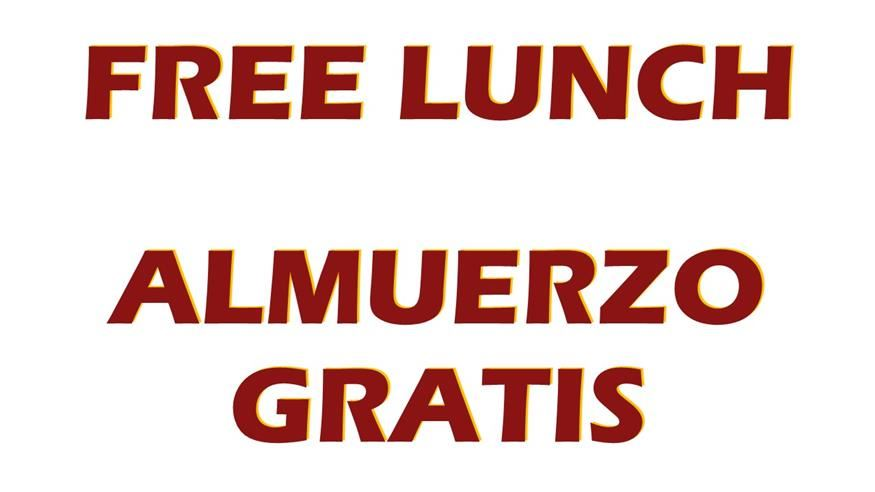 Free Lunches Available To Students This Summer (Almuerzo Gratis Este Verano)