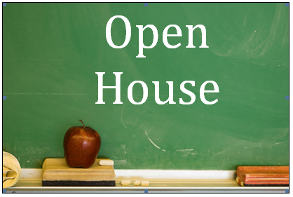 Open House & Registration KickOff