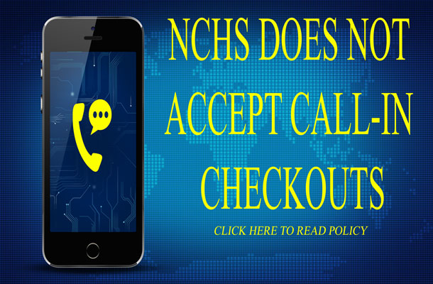No Call-In Checkouts