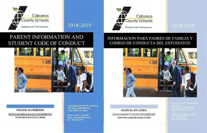 Parent Information Handbook and Student Code of Conduct