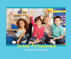 Attendance is Habit Forming!