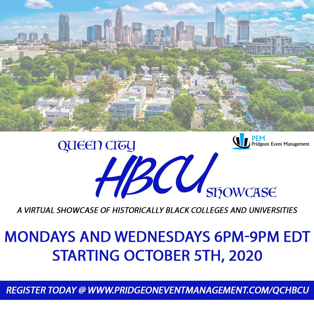 Queen City Virtual HBCU Showcase