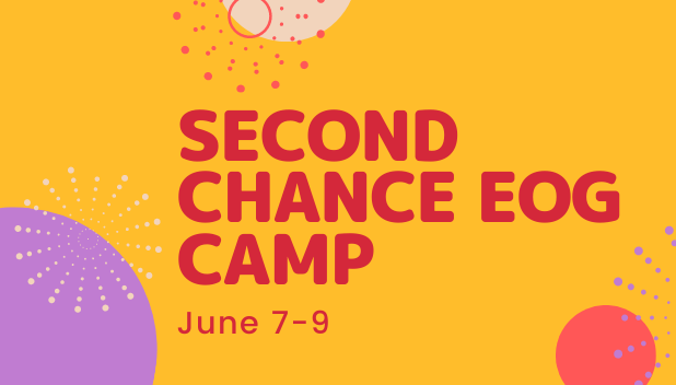 Second Chance EOG Camp