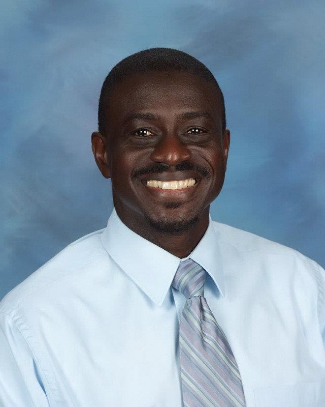 Mr. Anthony James Math Teacher
