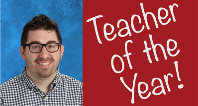 CECT Teacher of the Year
