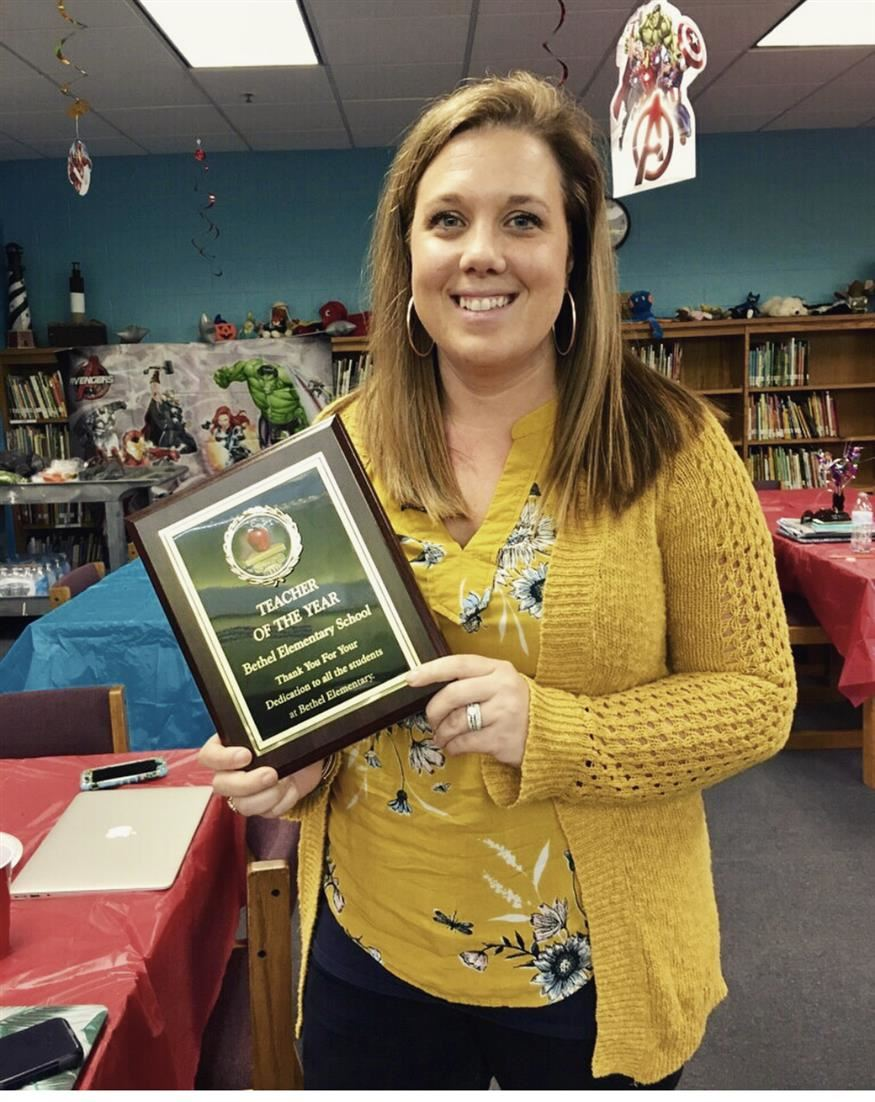 2018-2019 Bethel Teacher of the Year