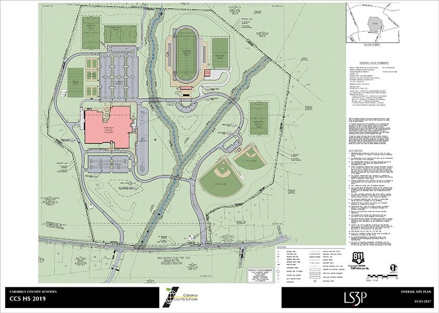 Click to view Overall Site Plan