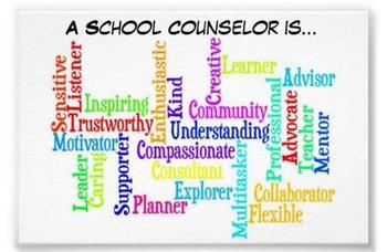 School Counselor Is...
