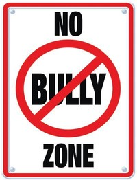 CMHS is a No Bully Zone