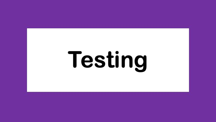 Testing: Registering, Scores & Test Optional